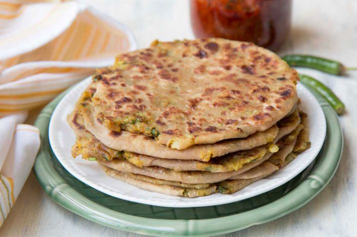 Easy aloo paratha recipe 1548597962